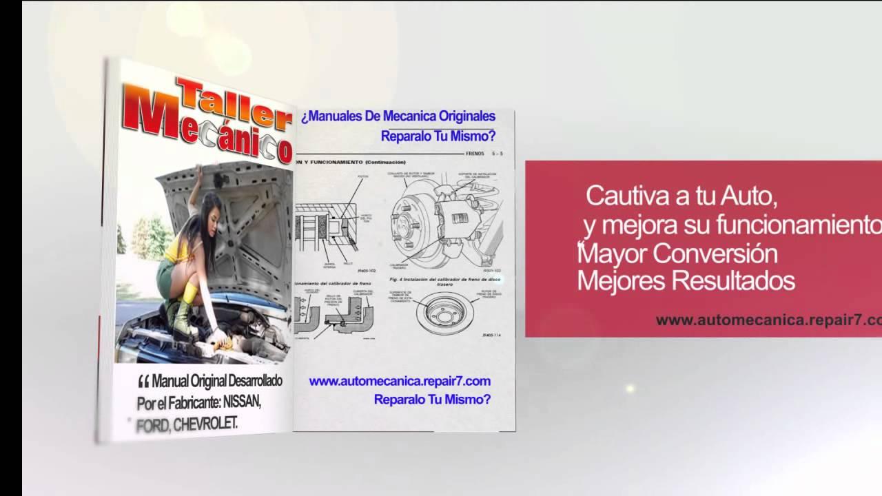 Nissan Tsuru 1998 2000 2003 2004 - Manual De Reparacion y ...
