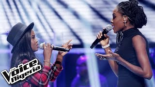 "Blesyn vs Hightee - ""No Air"" / The Battles / The Voice Nigeria Season2"