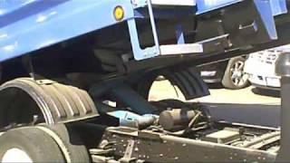 2006 ISUZU NPR HD 12' Dump Truck
