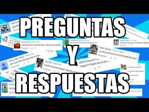 PREGUNTAS Y RESPUESTAS - Especial 30.000 SUBS | Zetassj |