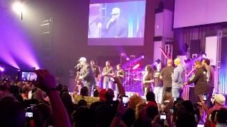 Fred Hammond Blessed Deeper Conference 2014