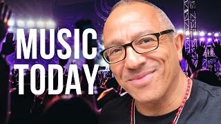 WHAT I THINK MUSIC IS LIKE TODAY AND WHY I MISS THE OLD DAYS - Michael Alago | LR