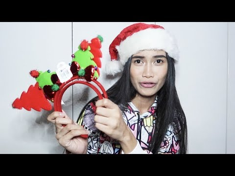 CHRISTMAS SHOPPING: HAUL + GIVEAWAY! (ft. SM Accessories)