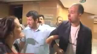 Kahrolsun PKK dedi darp edildi ve kovuldu! Yer: İzmir - Türkiye