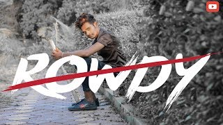 Rowdy anthem video song cover // Affu nobie,zack,afaq // john sameer editz