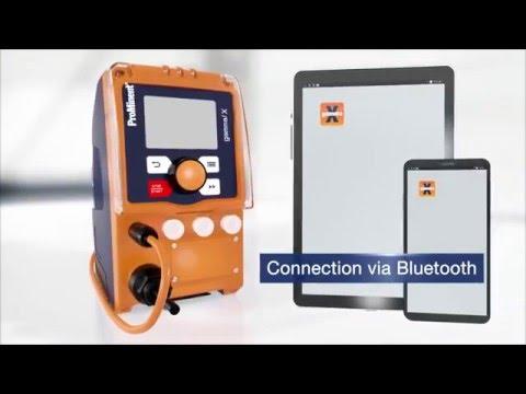 Metering Pump gamma/ X: Remote control via Android app