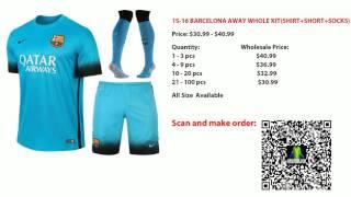 Fc barcelona jerseys catalog ...