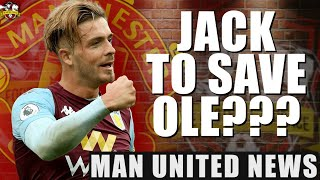Jack Grealish to sign for Manchester United? Manchester United Transfer News