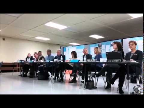 MHUSD Special Board Meeting With Charter School Of Morgan Hill 02 24 2015