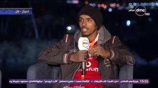 مساء dmc - علاء مصطفى الشاب الذي تحدث مع الرئيس: