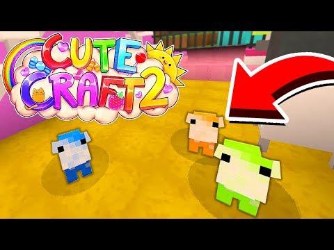 I GOT MYSELF SOME PETS!   CuteCraft Season 2 #5