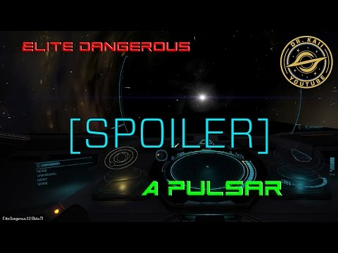 Elite: Dangerous - Millisecond Pulsar! [SPOILER]