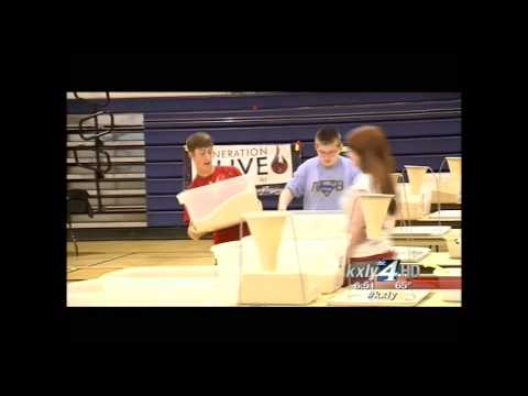 NEWS COVERAGE OF GLOVER MIDDLE SCHOOL SOMETHING2EAT