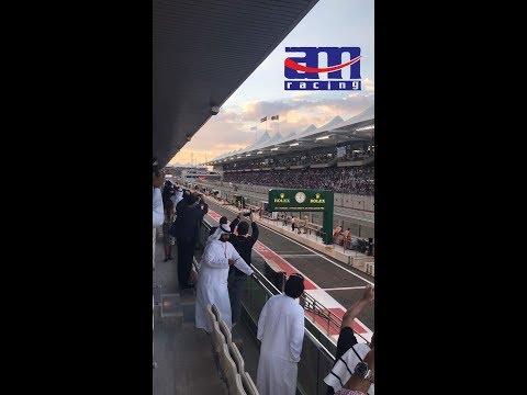 F1 Grand Prix Abu Dhabi 2017 by am-racing u.a.e.