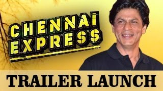 Chennai Express First Trailer OUT in IPL6!