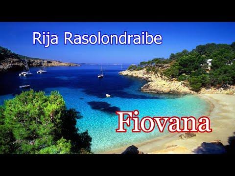 Rija Rasolondraibe - Fiovana (Parole)