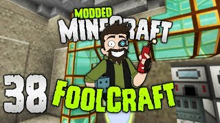 Minecraft: FOOLCRAFT | THE TUBES ARE BACK!! MASSIVE UPDATE! | #38 | Modded Minecraft