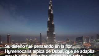 El Burj Khalifa, la torre más alta del mundo está llena de secretos