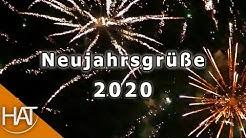 Frohes neues Jahr 2020 | Neujahrsgrüße 2020 | Hamburg and Travel
