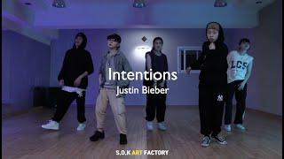 Intentions - Justin Bieber(저스틴…