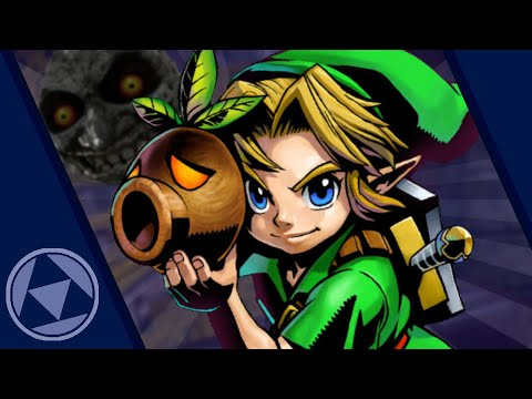 Majora's Mask: Healing TERMINA?! - Game Time