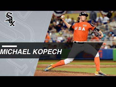 Top Prospects: Michael Kopech, RHP, White Sox