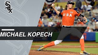 Top Prospects: Michael Kopech, RHP, White Sox
