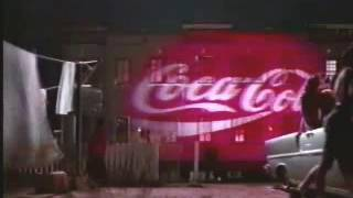 Coca-Cola Classic ad from 1992