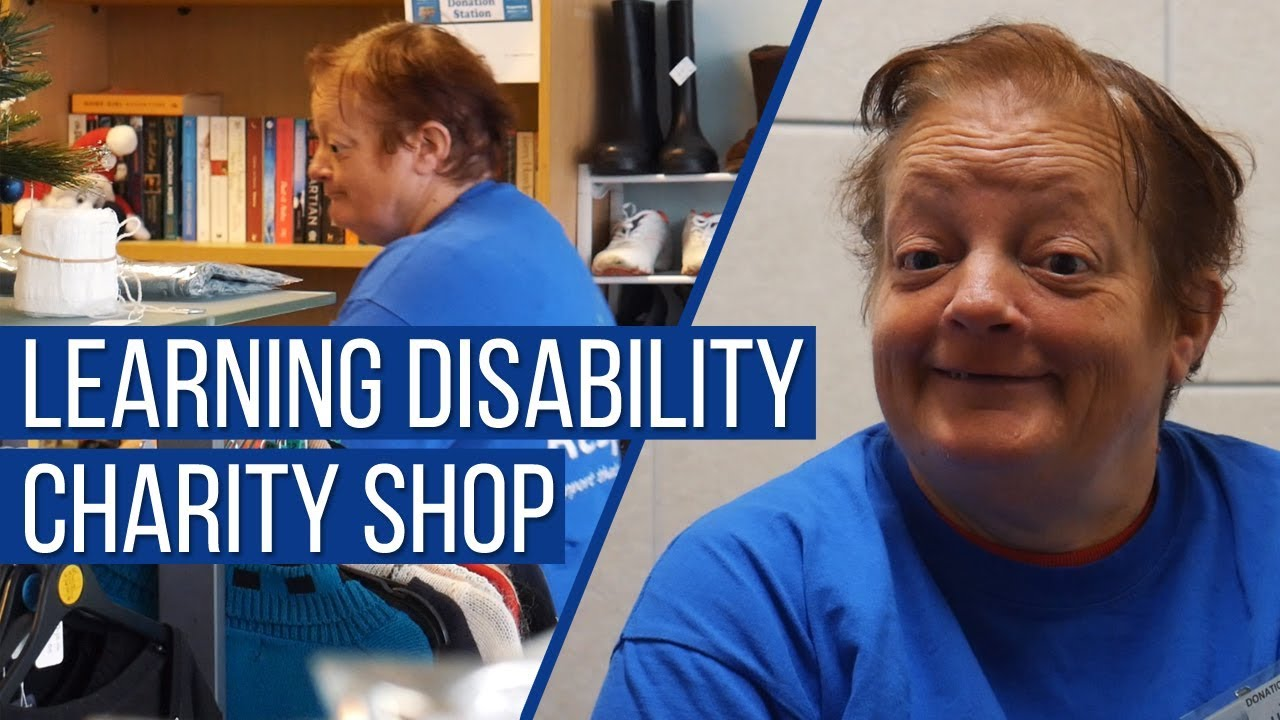 There's Something Different About This Charity Shop | Disability and Work