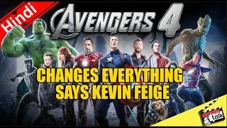 Avengers 4 Changes Everything [Explained In Hindi]