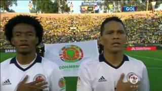 Colombia vs Paraguay - Copa America 2016 [Preambulo - Actos Protocolarios]
