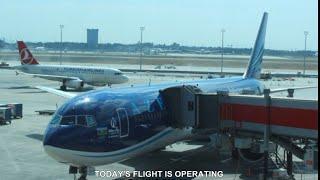 Azerbaijan Airlines AZAL Flight Report || Istanbul IST to Baku GYD || Economy Class B767-300ER ✈