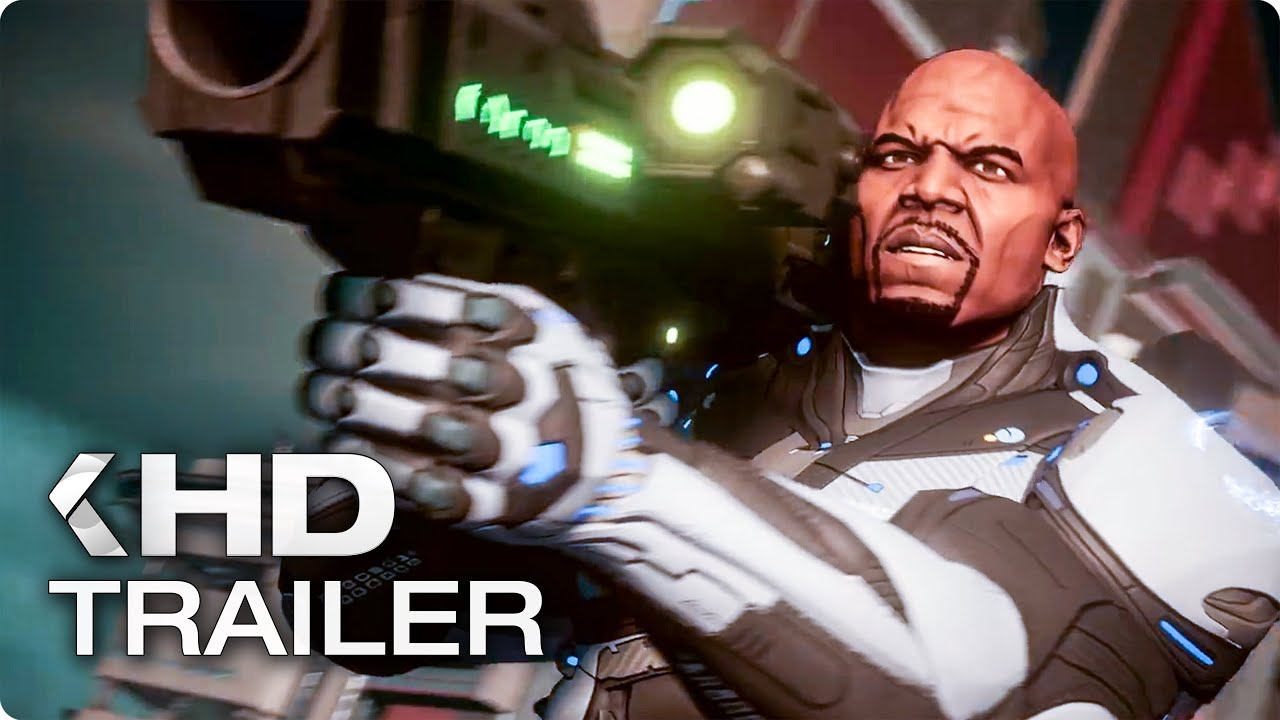 CRACKDOWN 3 Gameplay Trailer (E3 2018)
