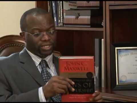 John Maxwell Certified Trainer Part 2 - Introduction to the 21 Irrefutable Laws of Leadership