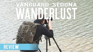 vanguard Sedona WANDERLUST  Review en espaol