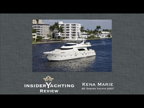 Kena Marie Yacht Review