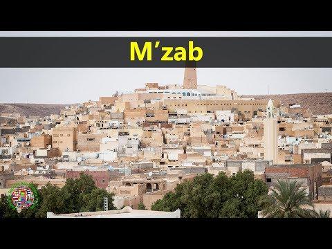 Best Tourist Attractions Places To Travel In Algeria | M'zab Destination Spot
