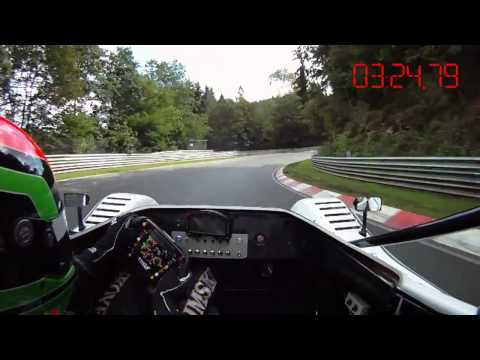 Toyota Motorsport: new world record for an electric race car on the Nurburgring