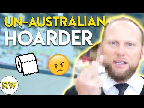 Un-Australian Hoarder tries to get a refund on 4800 toilet rolls (Retail Wrap 26)