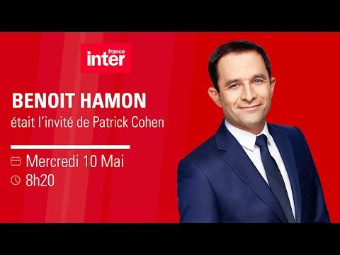 Benoit Hamon invité de France Inter