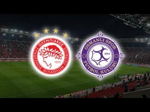 olympiakos osmanlispor  europa league