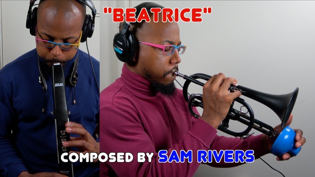 """Beatrice"" performed by Victor Haskins"