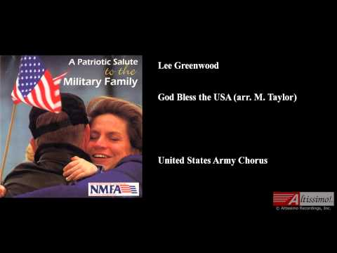 Free Download Lee Greenwood, God Bless The Usa (arr. M. Taylor) Mp3 dan Mp4