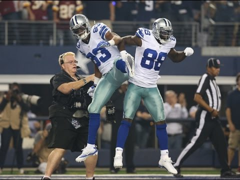 Dez Bryant And Terrance Williams Best Wr Duo 2014 15 Highlights