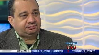 La Entrevista El Noticiero Televen - Primera Emisión - Jueves 20-10-2016