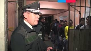 1.052 Reos fueron trasladados a la nueva cárcel de Antofagasta