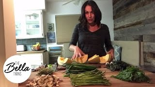 How to make Spaghetti Squash Stir-fry with Chef Brie - Part 1