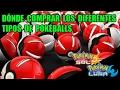 Dónde comprar los diferentes tipos de pokéball | Guía Pokémon Sol y Luna