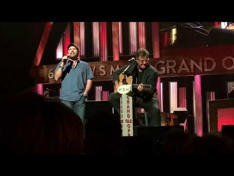 Mark Wills with Vince Gill singing Pocket Full of Gold