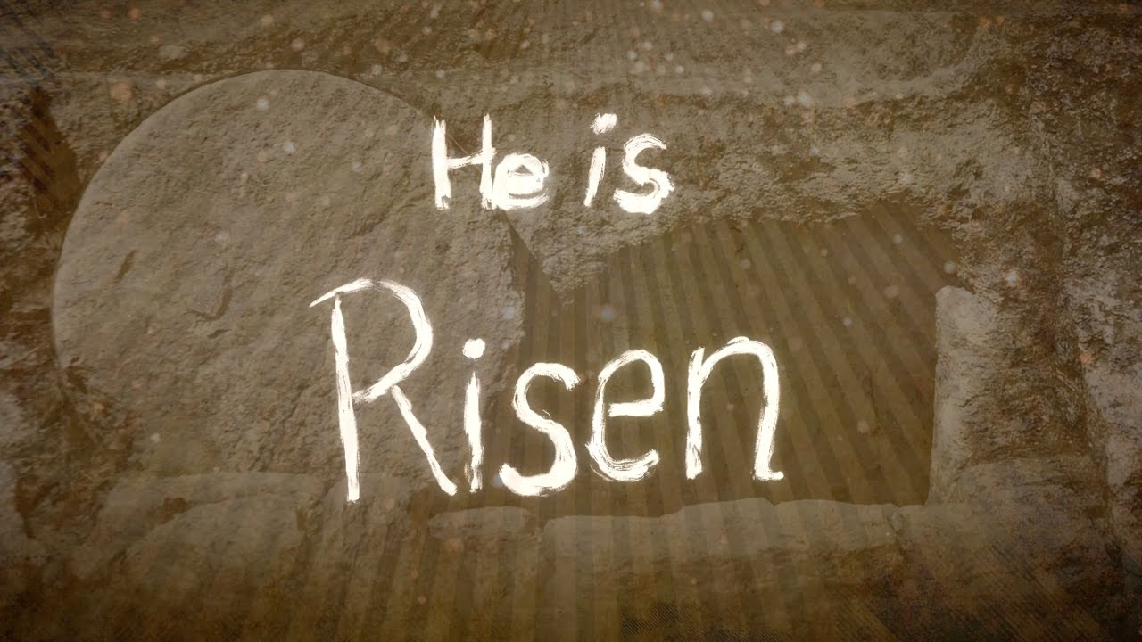He Is Risen Means You Get a New Body